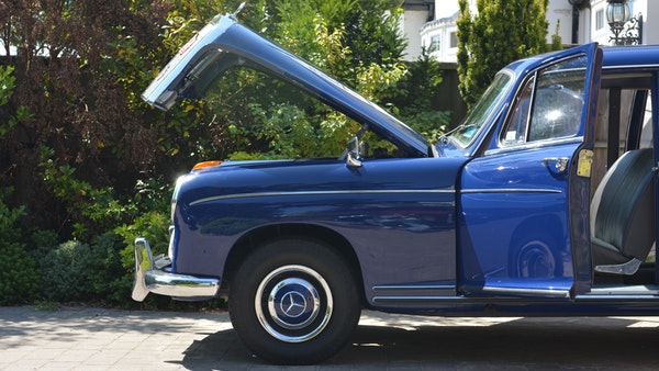 1958 Mercedes-Benz 220S For Sale (picture 30 of 152)