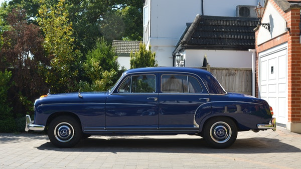 1958 Mercedes-Benz 220S For Sale (picture 23 of 152)