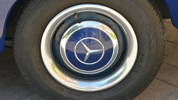 1958 Mercedes-Benz 220S For Sale (picture 43 of 152)