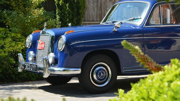 1958 Mercedes-Benz 220S For Sale (picture 21 of 152)