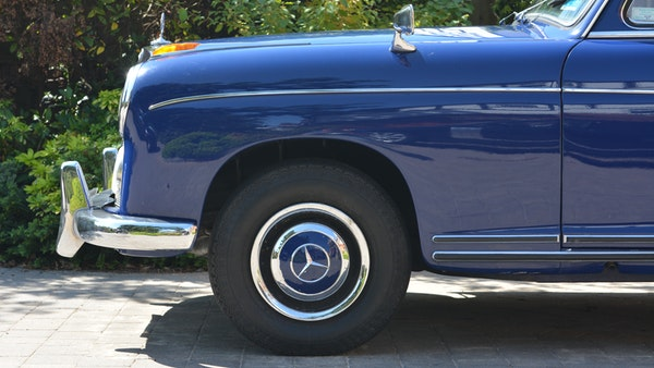 1958 Mercedes-Benz 220S For Sale (picture 25 of 152)
