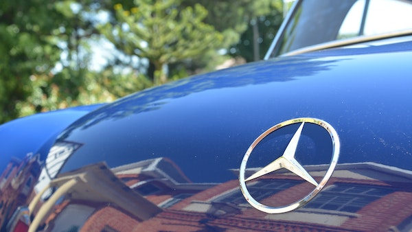 1958 Mercedes-Benz 220S For Sale (picture 88 of 152)