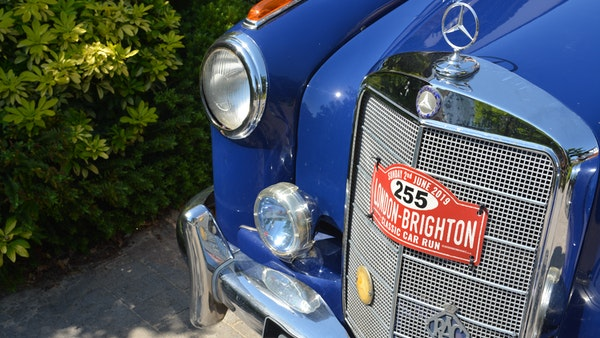 1958 Mercedes-Benz 220S For Sale (picture 107 of 152)