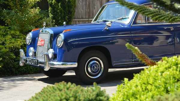 1958 Mercedes-Benz 220S For Sale (picture 20 of 152)