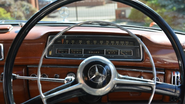 1958 Mercedes-Benz 220S For Sale (picture 48 of 152)