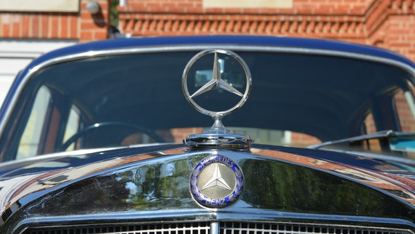 1958 Mercedes-Benz 220S For Sale (picture 12 of 152)