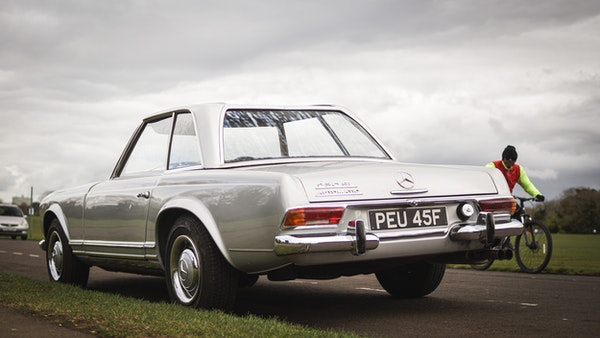 RESERVE LOWERED - 1966 Mercedes-Benz 230 SL 'Pagoda' For Sale (picture 21 of 123)