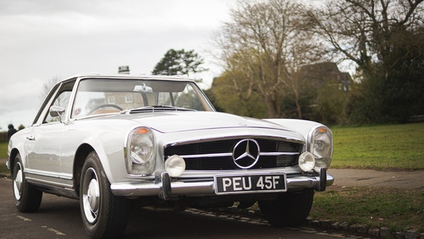 RESERVE LOWERED - 1966 Mercedes-Benz 230 SL 'Pagoda' For Sale (picture 1 of 123)