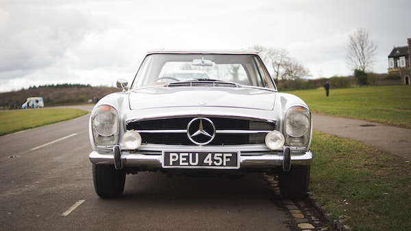 RESERVE LOWERED - 1966 Mercedes-Benz 230 SL 'Pagoda' For Sale (picture 5 of 123)
