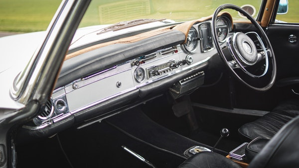 RESERVE LOWERED - 1966 Mercedes-Benz 230 SL 'Pagoda' For Sale (picture 109 of 123)