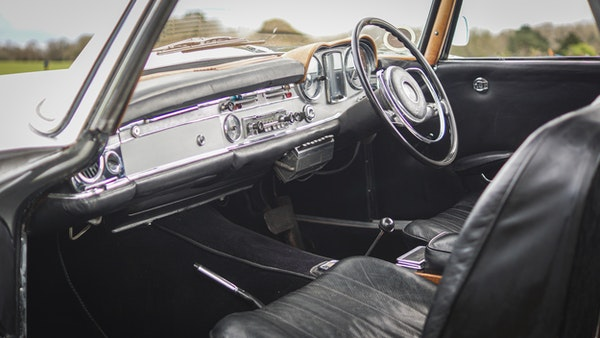 RESERVE LOWERED - 1966 Mercedes-Benz 230 SL 'Pagoda' For Sale (picture 108 of 123)