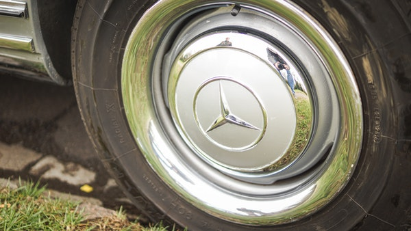 RESERVE LOWERED - 1966 Mercedes-Benz 230 SL 'Pagoda' For Sale (picture 56 of 123)