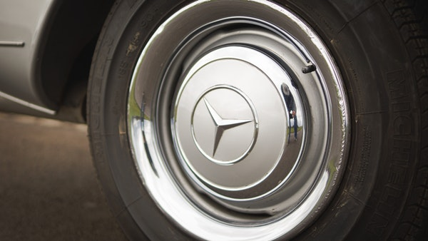 RESERVE LOWERED - 1966 Mercedes-Benz 230 SL 'Pagoda' For Sale (picture 28 of 123)