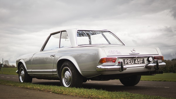 RESERVE LOWERED - 1966 Mercedes-Benz 230 SL 'Pagoda' For Sale (picture 20 of 123)