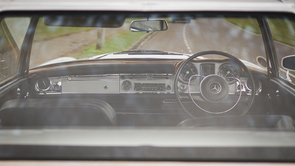 RESERVE LOWERED - 1966 Mercedes-Benz 230 SL 'Pagoda' For Sale (picture 46 of 123)