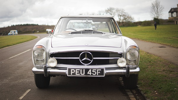 RESERVE LOWERED - 1966 Mercedes-Benz 230 SL 'Pagoda' For Sale (picture 4 of 123)