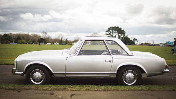 RESERVE LOWERED - 1966 Mercedes-Benz 230 SL 'Pagoda' For Sale (picture 19 of 123)
