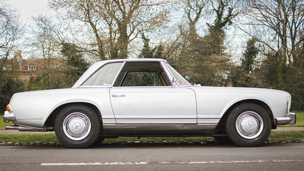 RESERVE LOWERED - 1966 Mercedes-Benz 230 SL 'Pagoda' For Sale (picture 8 of 123)