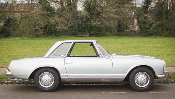RESERVE LOWERED - 1966 Mercedes-Benz 230 SL 'Pagoda' For Sale (picture 9 of 123)