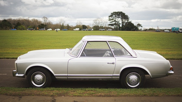 RESERVE LOWERED - 1966 Mercedes-Benz 230 SL 'Pagoda' For Sale (picture 17 of 123)