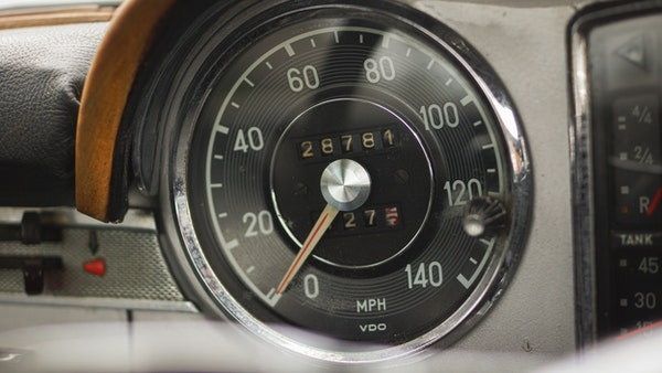 RESERVE LOWERED - 1966 Mercedes-Benz 230 SL 'Pagoda' For Sale (picture 39 of 123)
