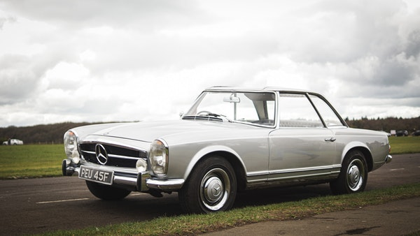 RESERVE LOWERED - 1966 Mercedes-Benz 230 SL 'Pagoda' For Sale (picture 18 of 123)