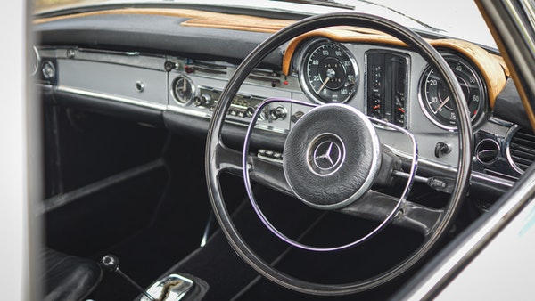 RESERVE LOWERED - 1966 Mercedes-Benz 230 SL 'Pagoda' For Sale (picture 91 of 123)