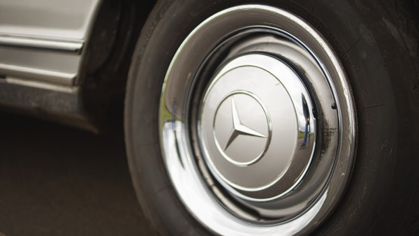 RESERVE LOWERED - 1966 Mercedes-Benz 230 SL 'Pagoda' For Sale (picture 27 of 123)