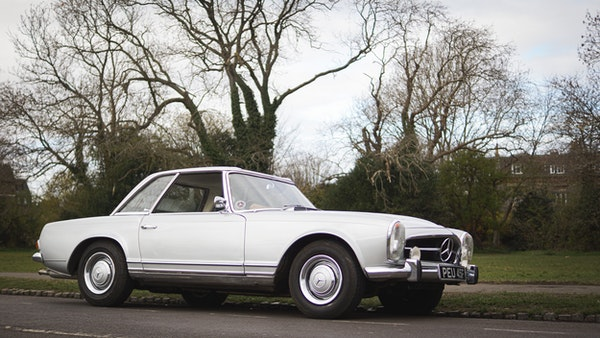 RESERVE LOWERED - 1966 Mercedes-Benz 230 SL 'Pagoda' For Sale (picture 6 of 123)