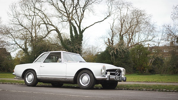 RESERVE LOWERED - 1966 Mercedes-Benz 230 SL 'Pagoda' For Sale (picture 11 of 123)