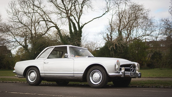 RESERVE LOWERED - 1966 Mercedes-Benz 230 SL 'Pagoda' For Sale (picture 7 of 123)