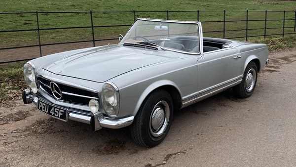 RESERVE LOWERED - 1966 Mercedes-Benz 230 SL 'Pagoda' For Sale (picture 123 of 123)