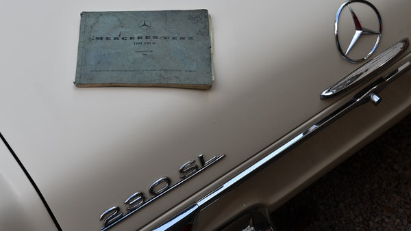 1964 Mercedes-Benz 230 SL 'Pagoda' For Sale (picture 199 of 204)
