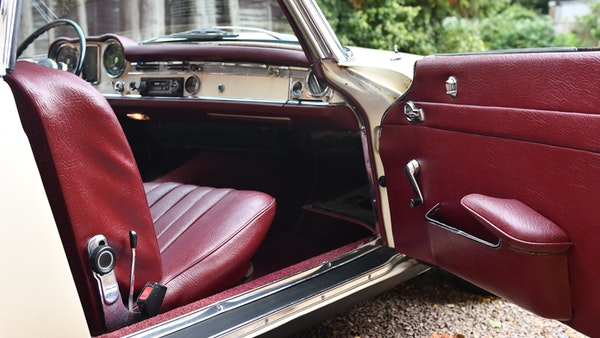 1964 Mercedes-Benz 230 SL 'Pagoda' For Sale (picture 35 of 204)