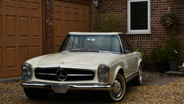 1964 Mercedes-Benz 230 SL 'Pagoda' For Sale (picture 18 of 204)