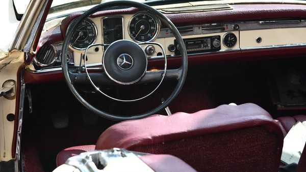1964 Mercedes-Benz 230 SL 'Pagoda' For Sale (picture 42 of 204)