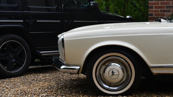 1964 Mercedes-Benz 230 SL 'Pagoda' For Sale (picture 136 of 204)