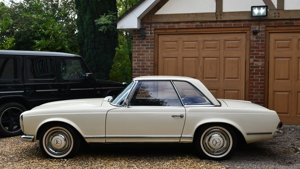 1964 Mercedes-Benz 230 SL 'Pagoda' For Sale (picture 27 of 204)