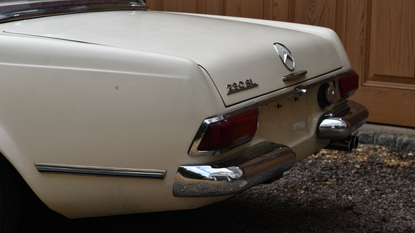 1964 Mercedes-Benz 230 SL 'Pagoda' For Sale (picture 158 of 204)