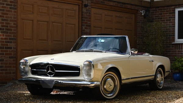 1964 Mercedes-Benz 230 SL 'Pagoda' For Sale (picture 16 of 204)