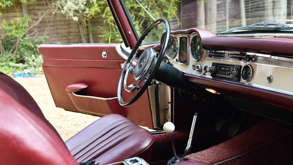 1964 Mercedes-Benz 230 SL 'Pagoda' For Sale (picture 49 of 204)
