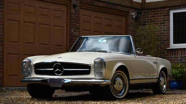1964 Mercedes-Benz 230 SL 'Pagoda' For Sale (picture 14 of 204)