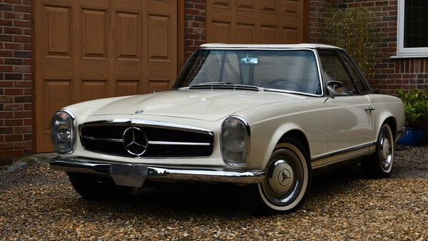 1964 Mercedes-Benz 230 SL 'Pagoda' For Sale (picture 21 of 204)