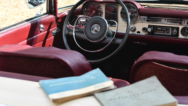 1964 Mercedes-Benz 230 SL 'Pagoda' For Sale (picture 197 of 204)