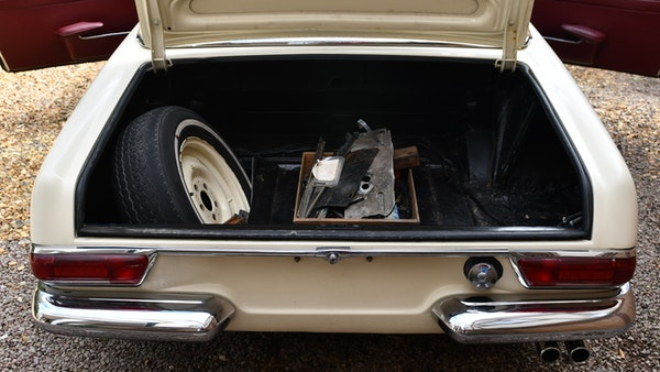 1964 Mercedes-Benz 230 SL 'Pagoda' For Sale (picture 142 of 204)