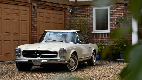 1964 Mercedes-Benz 230 SL 'Pagoda' For Sale (picture 23 of 204)