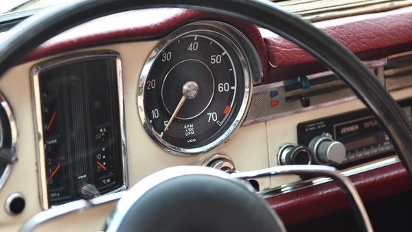 1964 Mercedes-Benz 230 SL 'Pagoda' For Sale (picture 43 of 204)