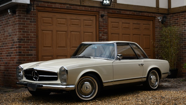 1964 Mercedes-Benz 230 SL 'Pagoda' For Sale (picture 26 of 204)