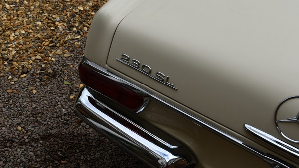 1964 Mercedes-Benz 230 SL 'Pagoda' For Sale (picture 121 of 204)