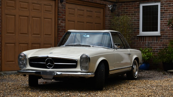 1964 Mercedes-Benz 230 SL 'Pagoda' For Sale (picture 8 of 204)